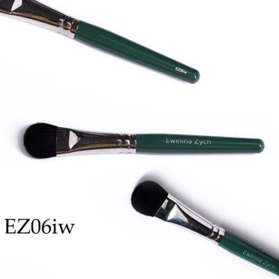 EZ06iw pędzel do makijażu – (włosie syntetyczne) imitacja wiewiórki