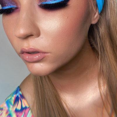 SOSNOWIEC – Matowy makijaż fotograficzny i elementy fotografii dla wizażystów.