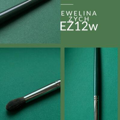 EZ12w pędzel do makijażu (włosie naturalne) wiewiórka