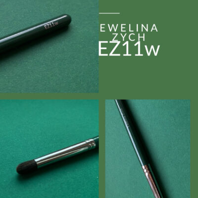 EZ11w pędzel do makijażu (włosie naturalne) wiewiórka
