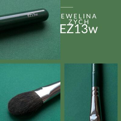 EZ13w pędzel do makijażu (włosie naturalne) wiewiórka