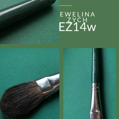 EZ14w pędzel do makijażu (włosie naturalne) wiewiórka