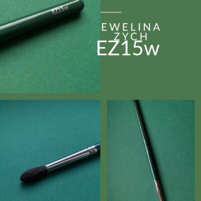 EZ15w pędzel do makijażu (włosie naturalne) wiewiórka